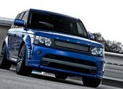 Range Rover RS300 Cosworth Bali Blue by Kahn Design