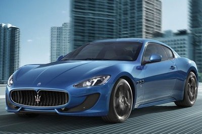 Insider Report: Maserati Building a Sports Car Positioned Above the GranTurismo