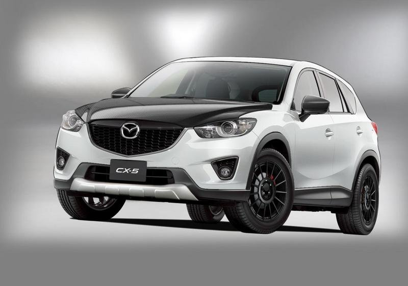 mazda cx 5 reviews specs prices photos and videos top speed. Black Bedroom Furniture Sets. Home Design Ideas
