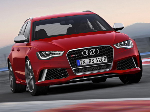 The 2013 Audi RS6