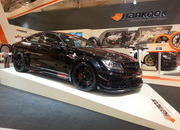 Mercedes-Benz C63 AMG Black Baron by Tikt