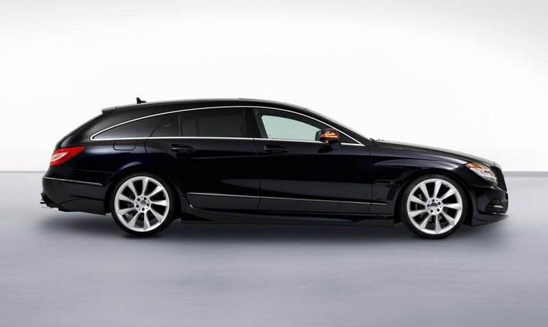 2013 Mercedes-Benz CLS Shooting Brake By Lorinser