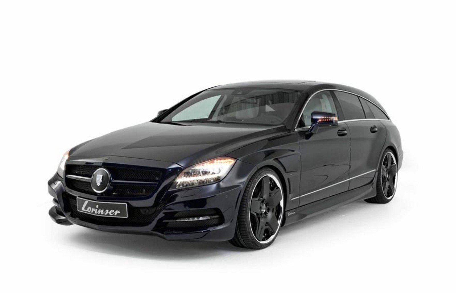 2013 mercedes benz cls shooting brake by lorinser review top speed. Black Bedroom Furniture Sets. Home Design Ideas