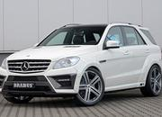 Mercedes ML63 AMG Widestar by Brabus