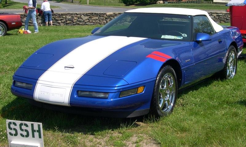 Most Desirable Special Edition Corvettes