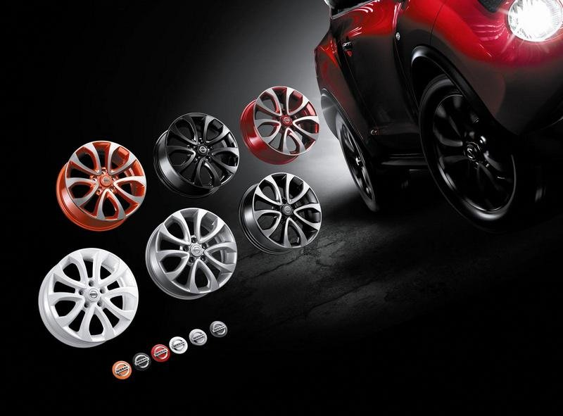 Nissan Launches Juke Personalization Program Exterior - image 486059