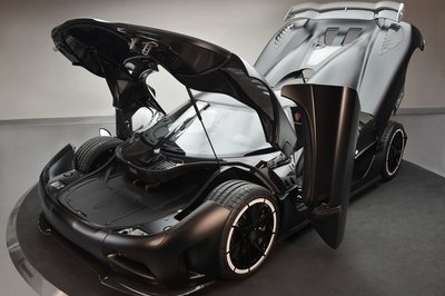 One-Off Koenigsegg Agera X on Sale for $1.1 million