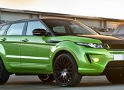 Range Rover Evoque RS250 Green Pearl by Kahn Design