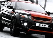 Range Rover RS250 Evoque Vesuvius Edition by Kahn Design