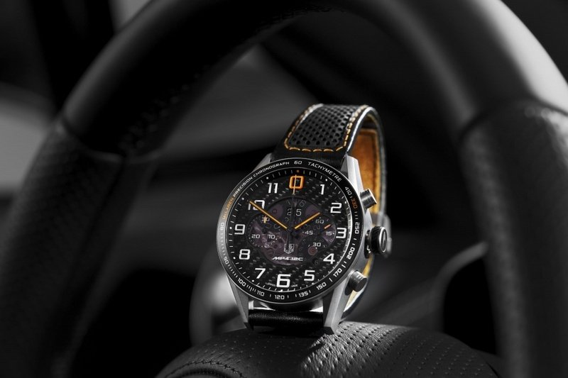 Tag Heuer Carrera MP4-12C Chronograph
