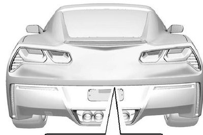 TopSpeed Rendering: 2014 Corvette and New Leaked Drawings