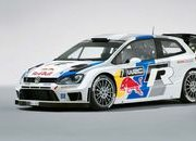 2013 Volkswagen Polo R WRC Rally Car - image 485700