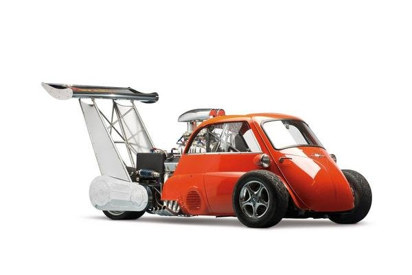 bmw isetta whatta drag picture