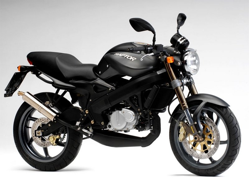 2012 Cagiva Raptor 125 High Resolution Exterior - image 490181