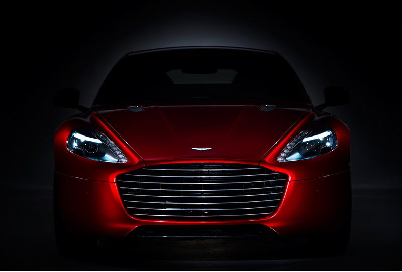 2014 - 2015 Aston Martin Rapide S High Resolution Exterior - image 490331