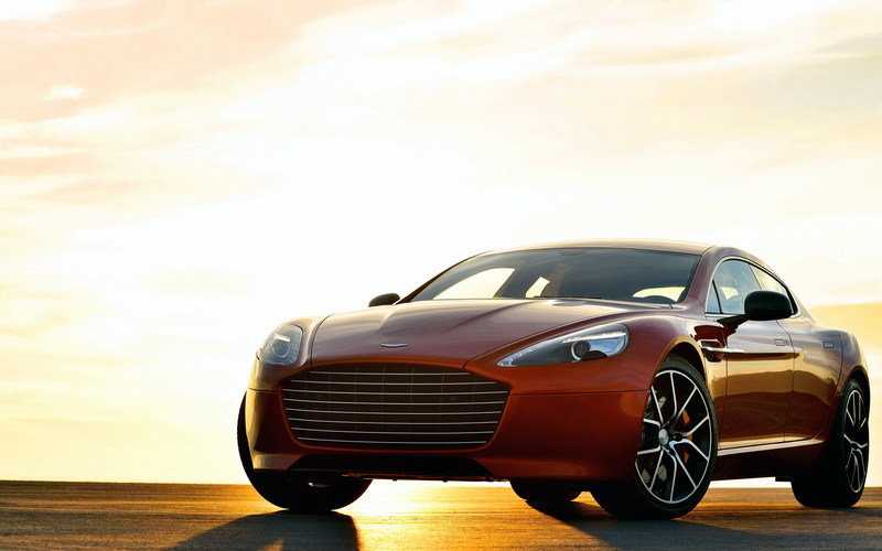 2014 - 2015 Aston Martin Rapide S High Resolution Exterior - image 490310