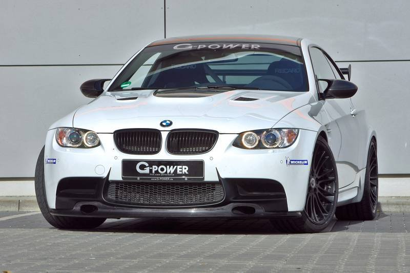 2013 BMW M3 RS By G Power