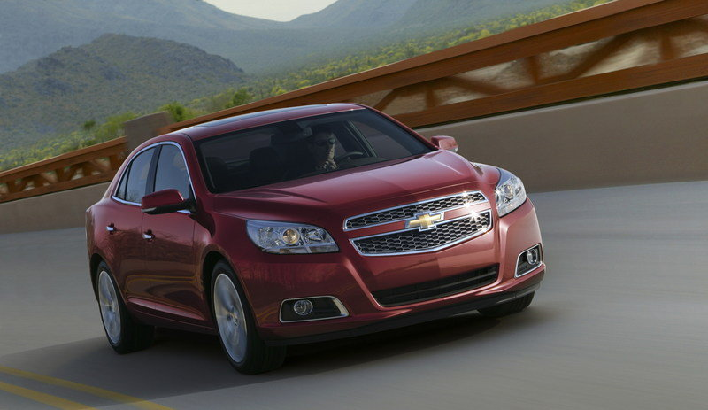 2013 Chevrolet Malibu High Resolution Exterior - image 491026