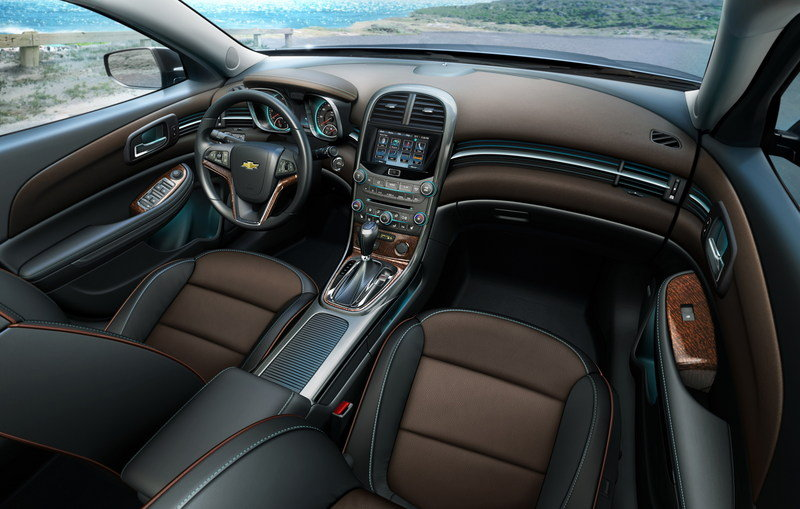 2013 Chevrolet Malibu High Resolution Interior - image 491031