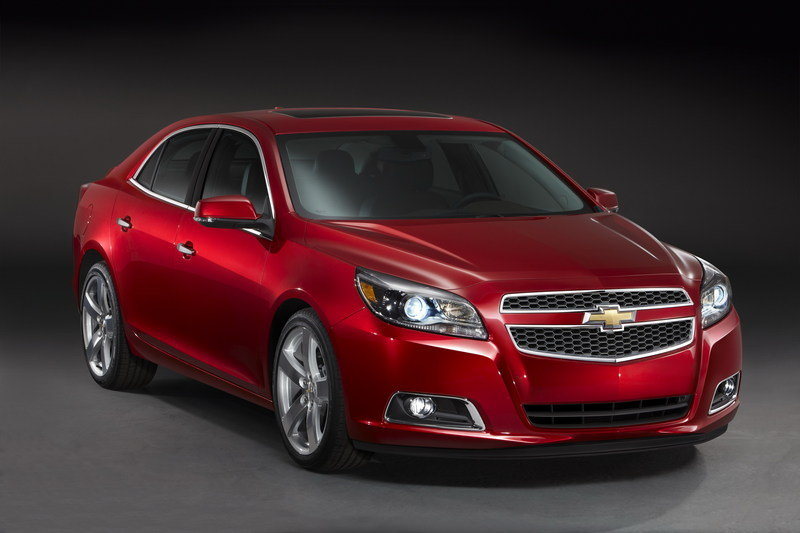 2013 Chevrolet Malibu High Resolution Exterior - image 491034
