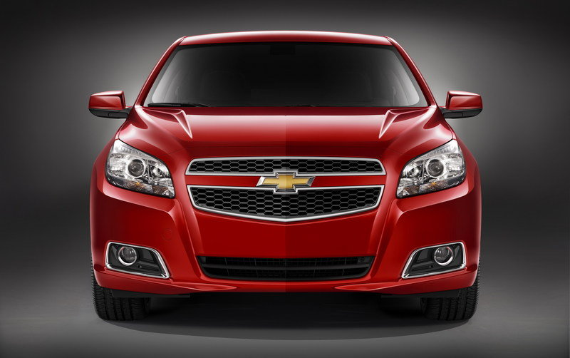 2013 Chevrolet Malibu High Resolution Exterior - image 491035