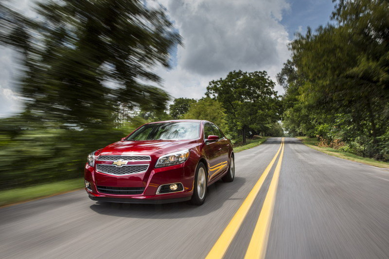2013 Chevrolet Malibu High Resolution Exterior Wallpaper quality - image 491043