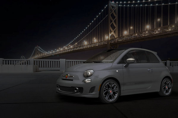 2013 fiat 500 abarth tenebra concept car review top speed. Black Bedroom Furniture Sets. Home Design Ideas