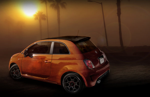2013 fiat 500 cattiva concept car review top speed. Black Bedroom Furniture Sets. Home Design Ideas