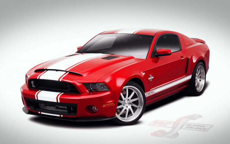 2013 Ford Mustang Shelby GT500 Super Snake by Galpin Auto Sports