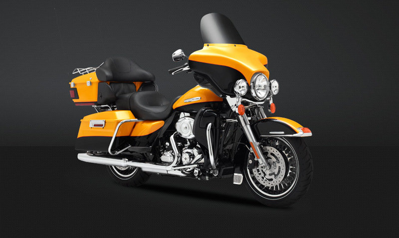 2013 Harley-Davidson Touring Electra Glide Ultra Limited