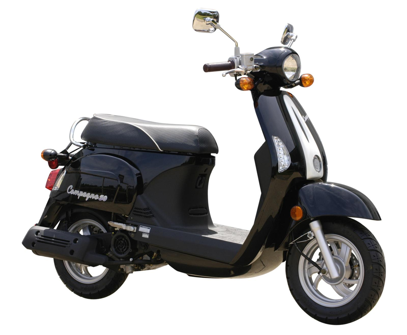 2013 Kymco Compagno 50i 110i Review Top Speed