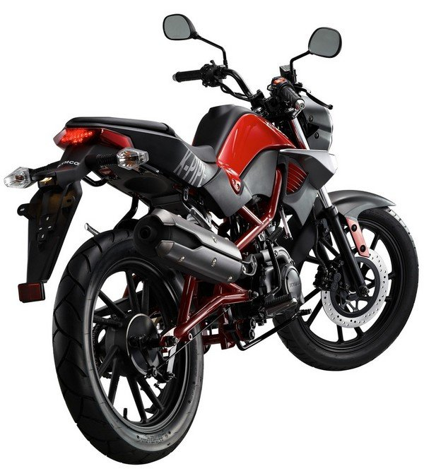 Motorcycle Review Top Speed: 2013 - 2017 KYMCO K-PIPE 125 - Picture 488902