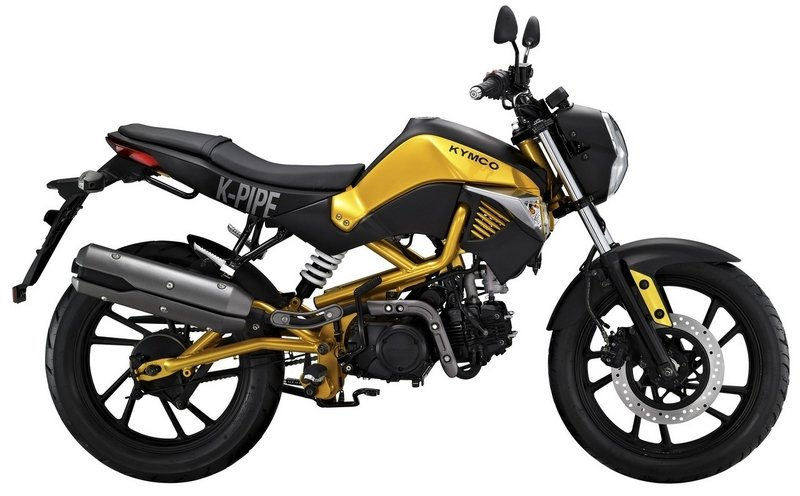 2014 Kymco Agility RS Naked 125 Review - Top Speed