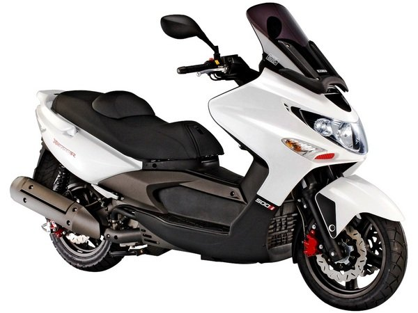 2013 kymco xciting 500i abs motorcycle review top speed