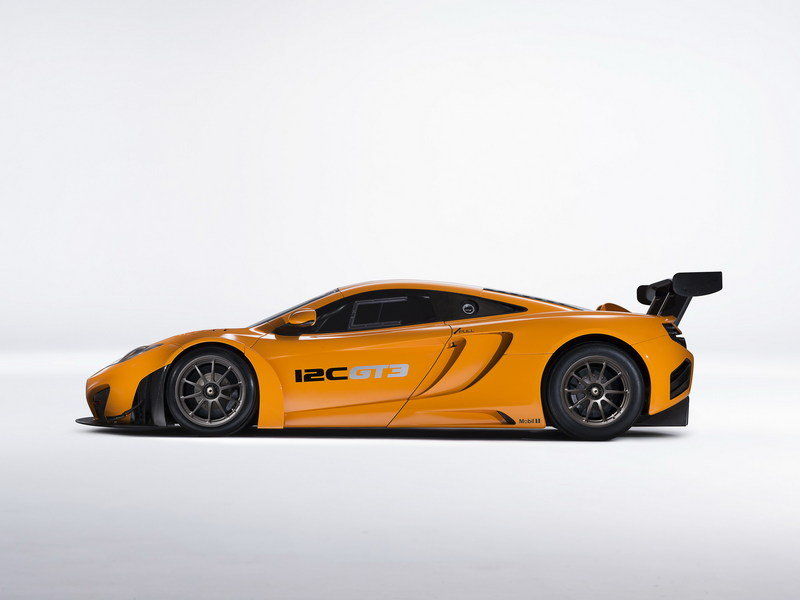 2013 McLaren MP4-12C GT3 High Resolution Exterior - image 489751