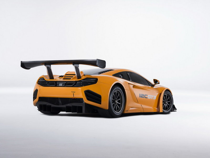 2013 McLaren MP4-12C GT3 High Resolution Exterior - image 489753