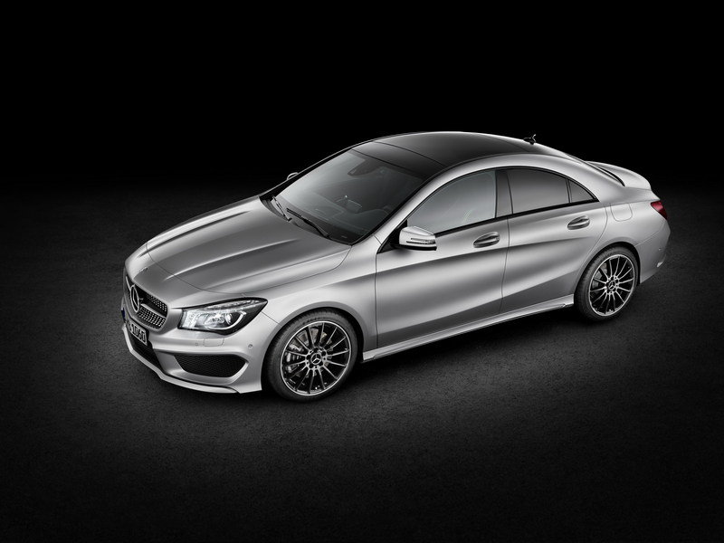 2014 - 2015 Mercedes CLA-Class High Resolution Exterior - image 489114
