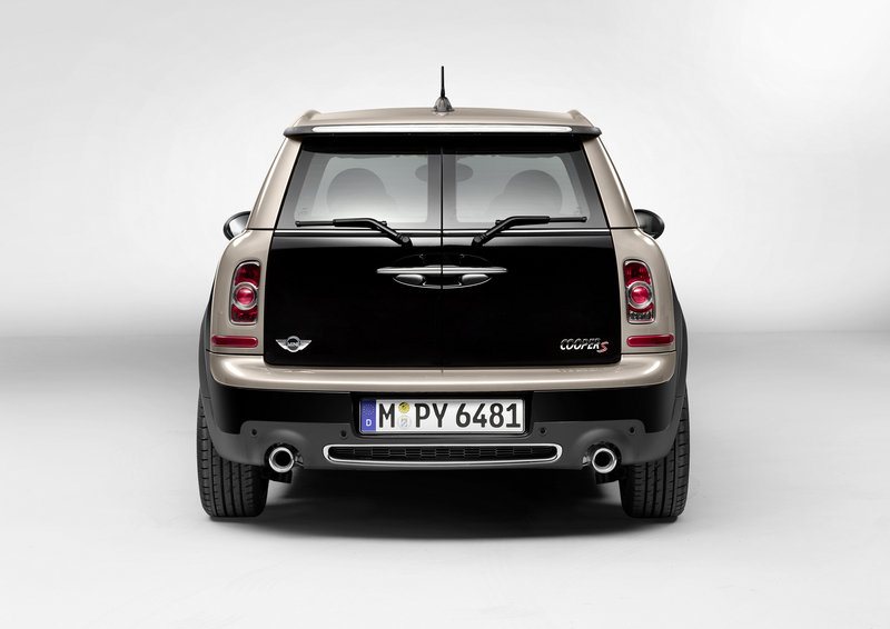 2013 MINI Clubman Bond Street Edition