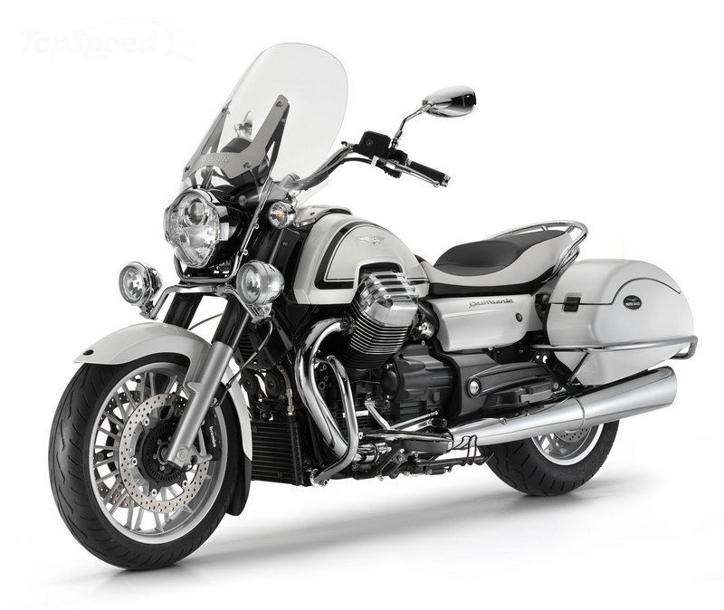 2013 Moto Guzzi California 1400 Touring