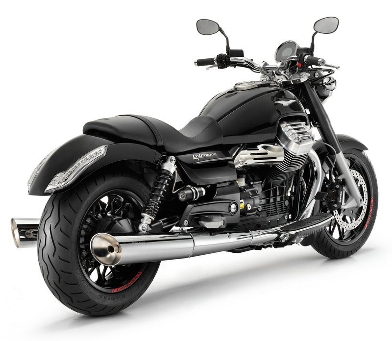 2013 Moto Guzzi California 1400 Custom