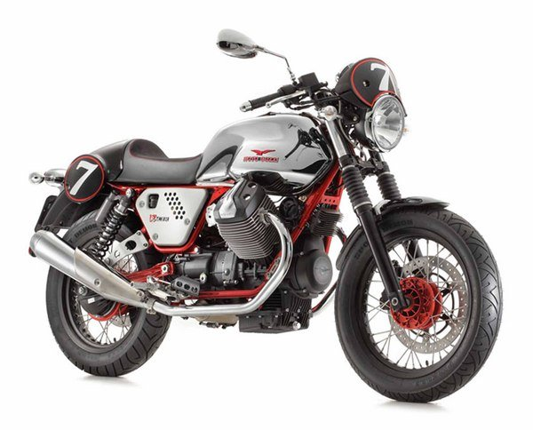 2013 moto guzzi v7 racer review - top speed
