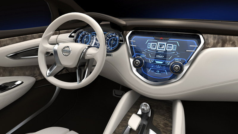2013 Nissan Resonance Concept