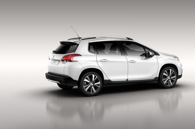 2013 Peugeot 2008 High Resolution Exterior - image 488285