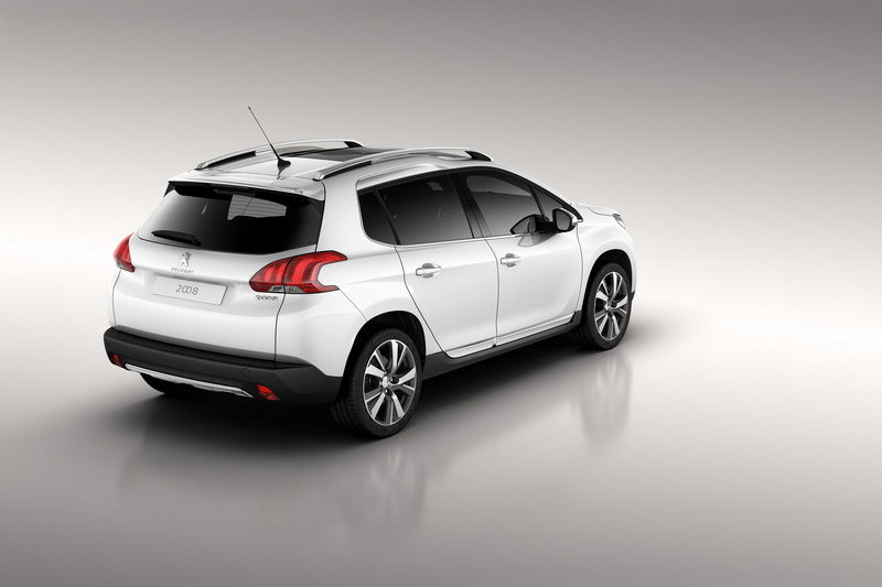 2013 Peugeot 2008 High Resolution Exterior - image 488286
