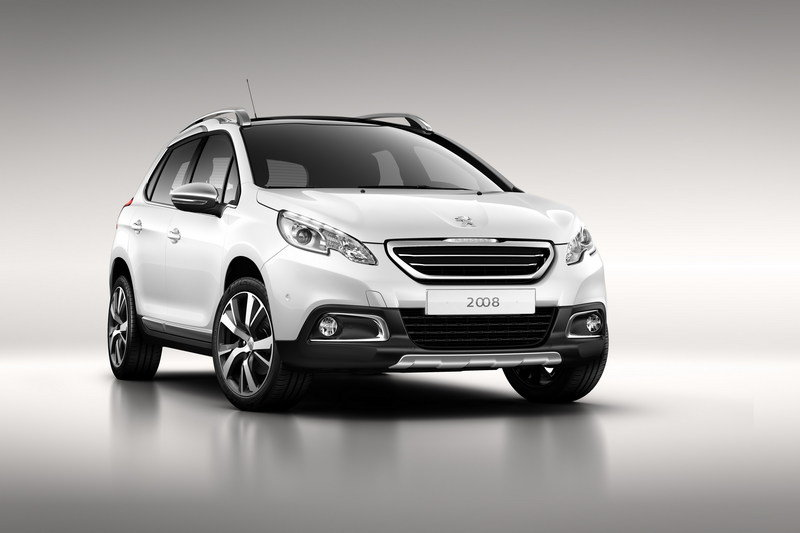 2013 Peugeot 2008 High Resolution Exterior Wallpaper quality - image 488283