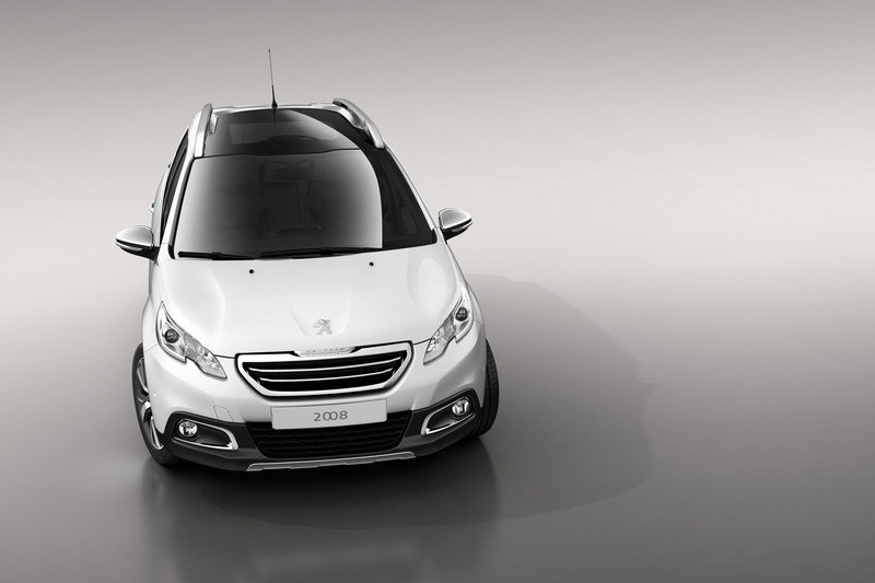 2013 Peugeot 2008 High Resolution Exterior - image 488284
