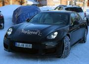 Spy Shots - image 490356