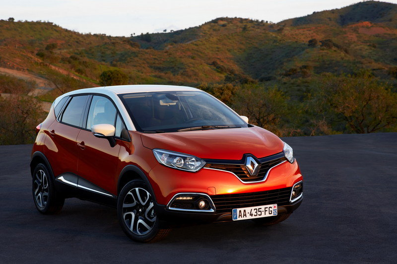 2013 Renault Captur High Resolution Exterior - image 488744