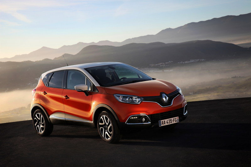 2013 Renault Captur High Resolution Exterior Wallpaper quality - image 488752