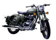 2013 Royal Enfield Classic Battle Green - image 491285